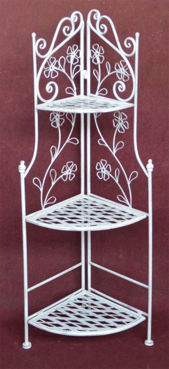 eckregal garten eisen bestseller shop f r m bel und einrichtungen. Black Bedroom Furniture Sets. Home Design Ideas
