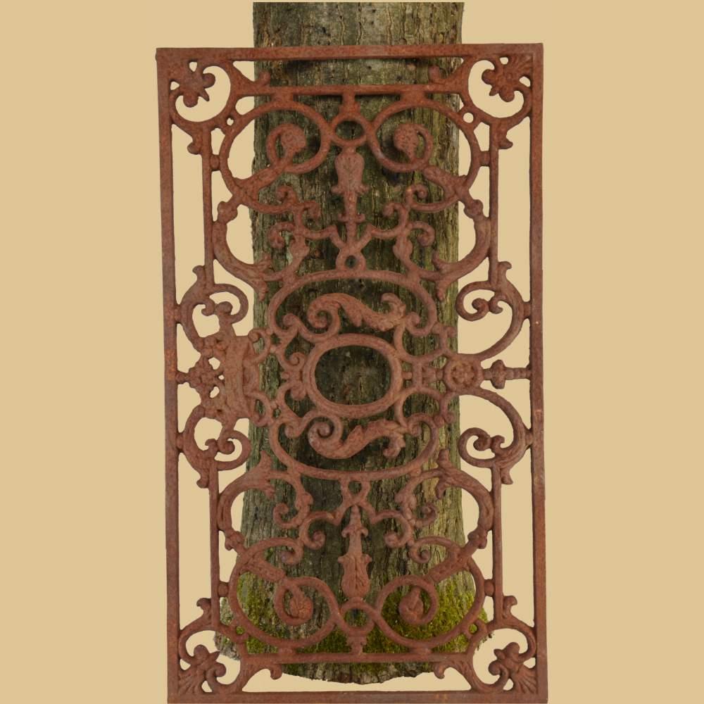 Wanddekoration Garten ornament modell 32 garten