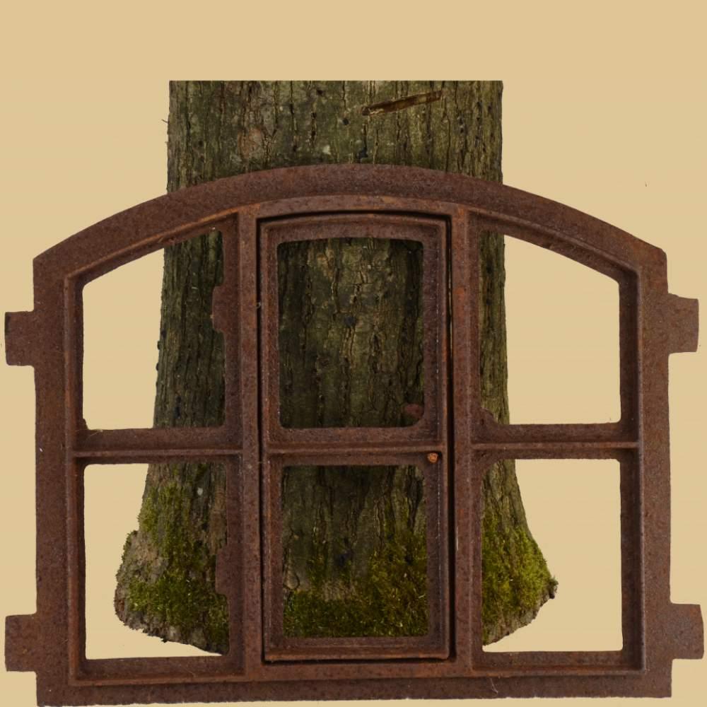 stallfenster mit t rchen rost garten passion. Black Bedroom Furniture Sets. Home Design Ideas