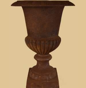 Produktbild 67cm Amphore Rost