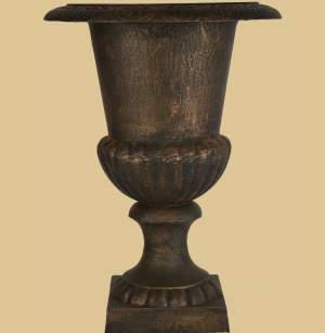Pflanztopf bronze