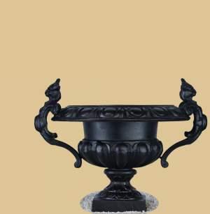 Produktbild Pflanzkübel frostsicher schwarz