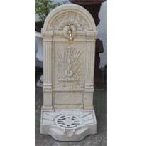 eisen nostalgischer standbrunnen mit wasserhahn 71cm auf. Black Bedroom Furniture Sets. Home Design Ideas